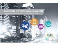 Previsión Global de Precios del Sector de los Viajes 2016