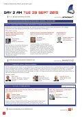 Preliminary program - Page 6
