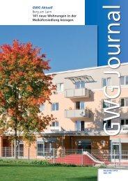 GWG Journal 174 - GWG München