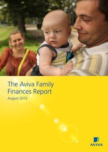 The Aviva Family Finances Report