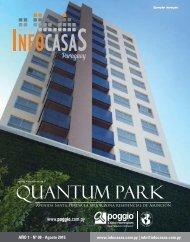 Revista InfoCasas Paraguay - Número 8 - Agosto 2015