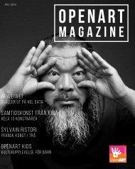 OpenART 2015 magazine