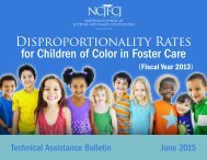 for Children of Color in Foster Care