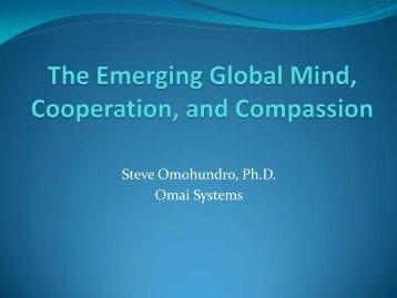 Steve Omohundro Ph.D Omai Systems