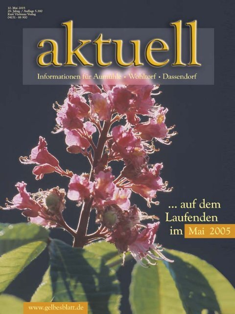 aktuell - Kurt Viebranz Verlag