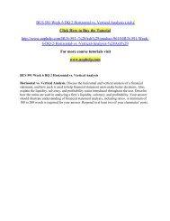 BUS 591 Week 6 DQ 2 Horizontal vs.pdf