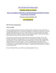 BUS 591 Week 6 Final Project.pdf