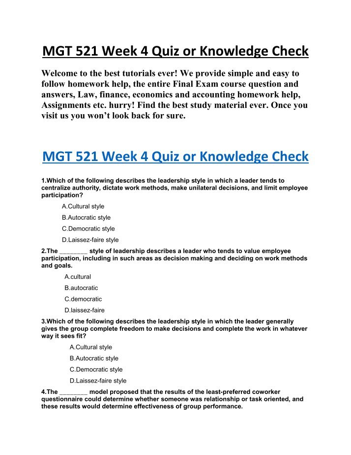 quiz week two knowledge check Rel 134 week 1 knowledge check this tutorial was purchased 9 times & rated b+ by student like you 1the prophetic orientation in religion emphasizes 2a mystical orientation in religion is characterized by 3a sacramental orientation in religion is characterized by 4pantheism is the belief 5among many reasons for the existence of religions.