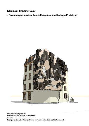 Minimum Impact Haus - 首页startseite - drexler guinand jauslin ...