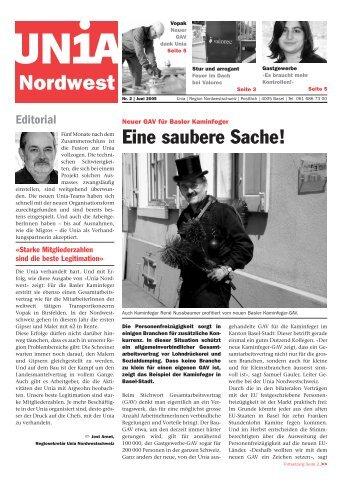 Editorial - in.fam Medienbüro GmbH