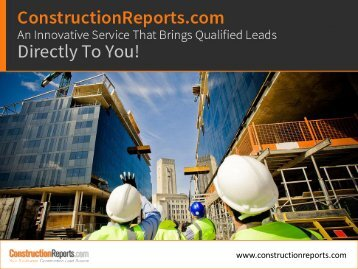 Construction Lead Source in Arizona - How To Choose!