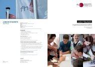 Junior-Students - Fachhochschule Salzburg