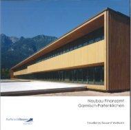 Neubau Finanzamt Garmisch-Partenkirchen - merz kley partner