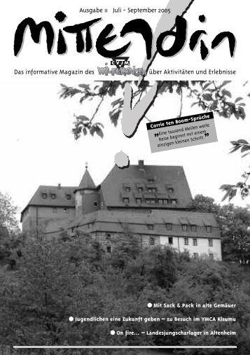 Sacharja 4,6 - CVJM Wilferdingen eV