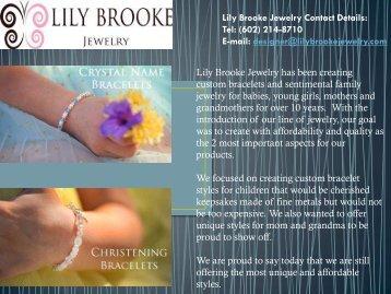 Sorority Bracelets