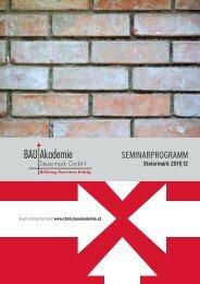 BWL/RECHT/ARBEITSSICHERHEIT - Bauakademie Steiermark ...