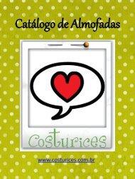 Catálogo de Almofadas