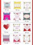 catálogo de almofadas - amor  de  presente - Page 3