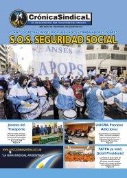 S.O.S SEGURIDAD SOCIAL