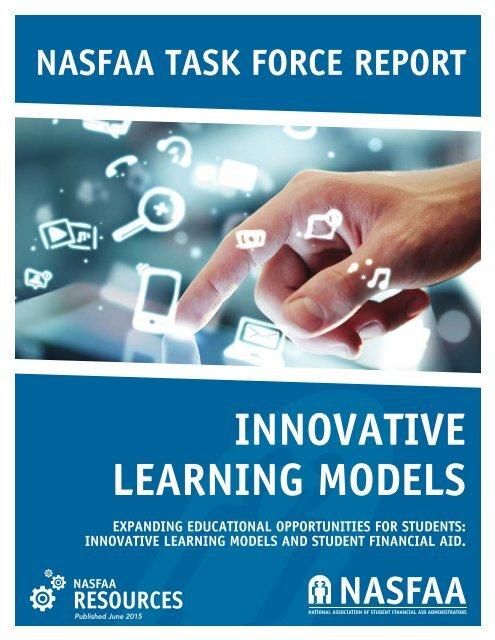 INNOVATIVE LEARNING MODELS