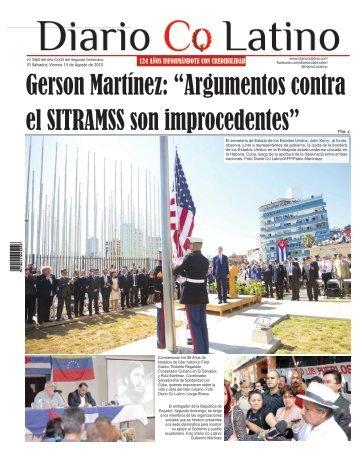 Edición 14 de Agosto de 2015
