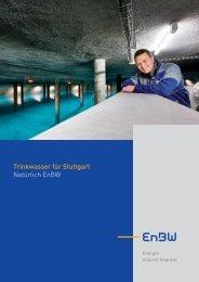 Trinkwasser Stuttgart - EnBW