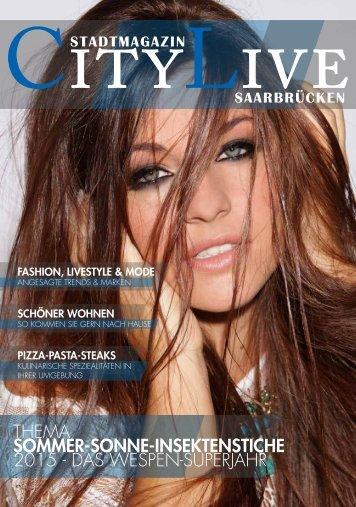 Stadtmagazin Saarbrücken