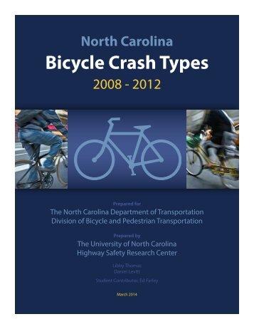 Bicycle Crash Types