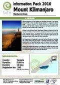 Mount Kilimanjaro - Page 3