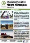 Mount Kilimanjaro - Page 6