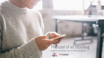 The cost of ad blocking