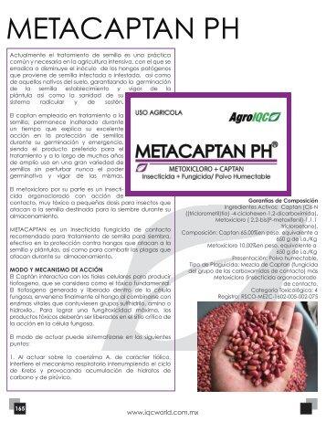 Metacaptan PH