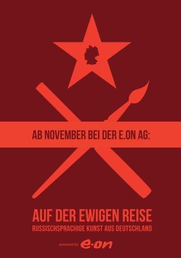 Ab November bei der E.ON AG: