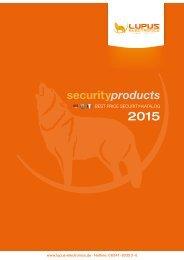 Lupus-Katalog 2015