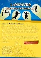 Landauer Weihnachtscircus - Programmheft 2014 - Seite 7