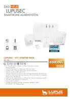 Lupus-Electronics - LUPUSEC Werbebroschüre 2015 - Page 3