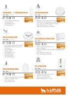 Lupus-Electronics - LUPUSEC Werbebroschüre 2015 - Page 7