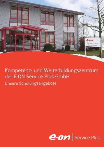 Kompetenz- und Weiterbildungszentrum der E.ON Service Plus GmbH