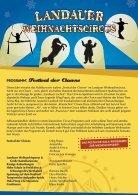 Landauer Weihnachtscircus - Programmheft 2014 - Page 7