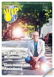 WIP Stadtteil-Magazin Nr.3/2015