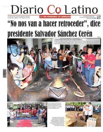 Edición 15 de Agosto de 2015
