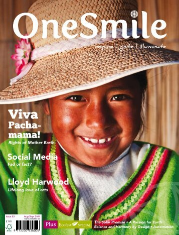 One Smile Issue 3