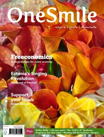 One Smile Issue 7