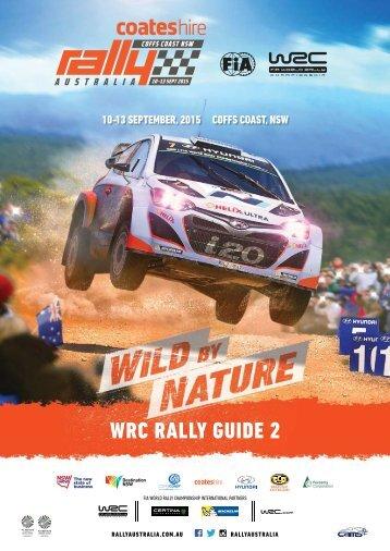 WRC RALLY GUIDE 2