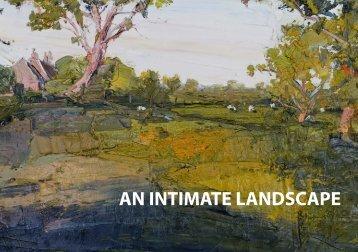 AN INTIMATE LANDSCAPE