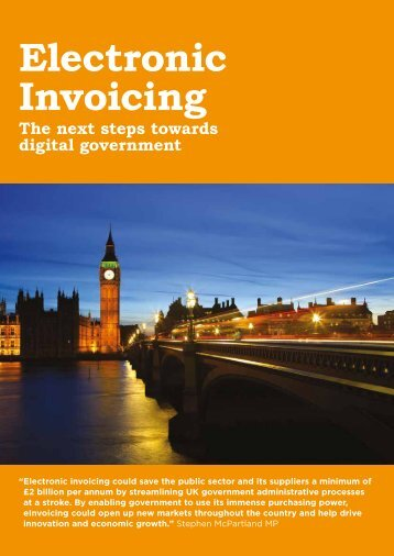 Electronic Invoicing
