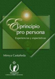 EL PRINCIPIO PRO PERSONA