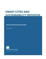 SMART CITIES AND SUSTAINABILITY INITIATIVE