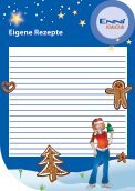 KidsClub ENNI- Weihnachtsbäckerei Rezepte und Tipps Viel Erfolg ... - Seite 6