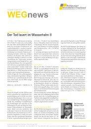 WEGnews August 2015